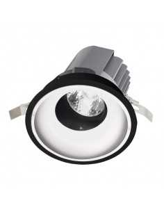 Plafonnier INFINITE AD-0654-N3-00 LEDS C4 1 x g5 54w gris