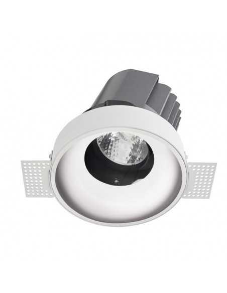 Spot en surface BACCHUS DM-1151-14-00 LEDS C4 2 x gu5.3 max 50w blanc noir