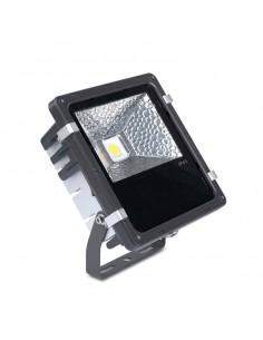 Projecteur CUBE 5 x led 15w gris urbain 05-9851-Z5-CL LEDS C4