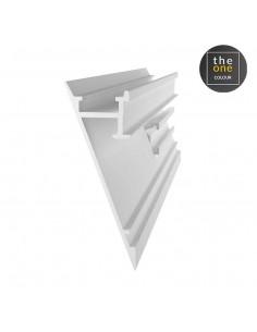 Lampe de table NITA DE-0270-BLA 6x LED 2W 200 lm blanc brillant blanc