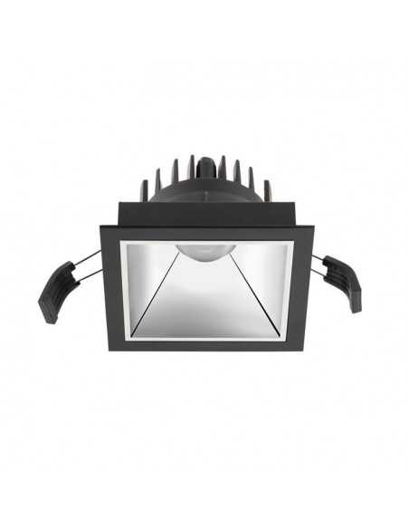 Borne Extérieur VINTAGE 10-9774-CC-CD LEDS-C4 led 13w 3000k gris vieilli 26x22cm IP54