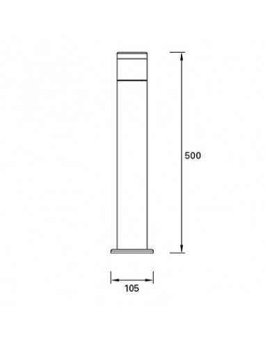 Ventilateurs De Plafond Gregal 145x Led 25 8w 3000k Noir Mat 30 6489 60 F9 Leds C4