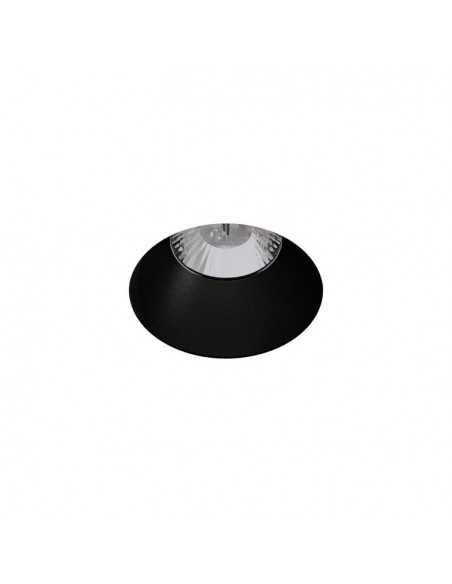 Applique moderne FARO LIRIA 63156 liria-1 nickel mat 1l e27