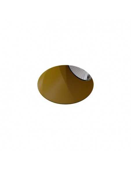 Plafonnier moderne FARO LIRIA 63157 liria-2p nickel mat 30x30 cms 2l e27