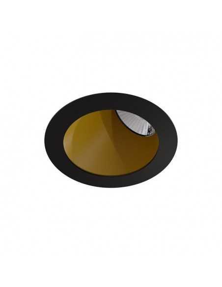 Réglette moderne FARO MIKA 40886 mika noire 3l gu10