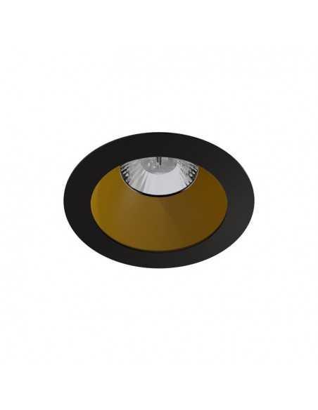 Réglette circulaire FARO MIKA 40883 mika circulaire blanche 3l gu10
