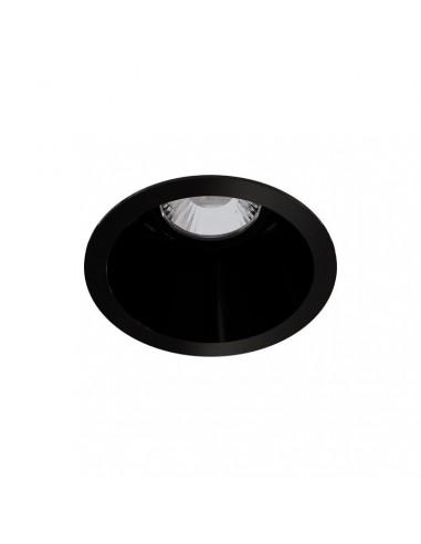 Plafonnier moderne FARO TOLA 62969 tola-2 32x32 cms 2l ip 44 blanc