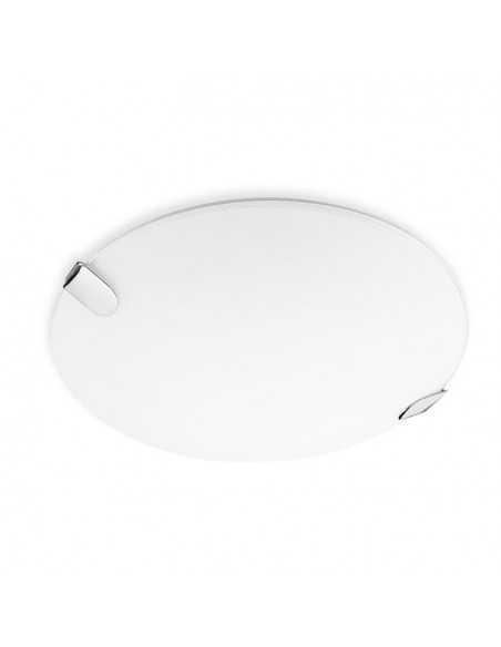 Ventilateur de plafond sans lumière FARO ECO INDUS 33005 eco indus ø120cm blanc 3 pales