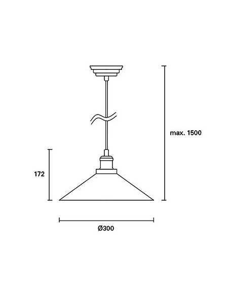 Lampe de table moderne FARO LINDA 29307 linda 1l e27 blanche