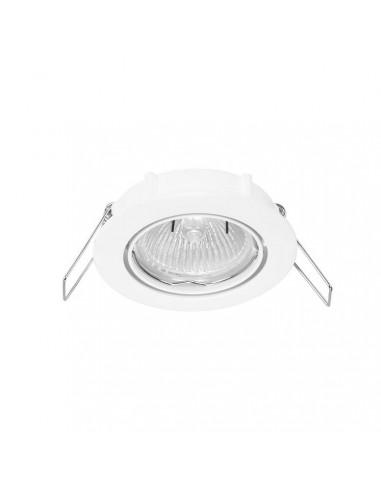 Encastrable downlight FARO 43058 anneau réglable or vieilli 1l mr16