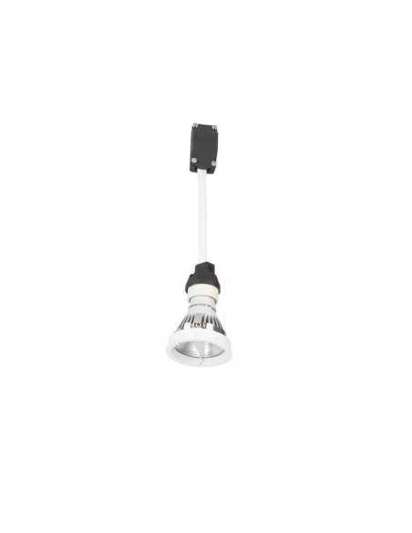 Ampoule GU10 LED 17324 FARO 8w 2700k 60° noire