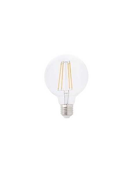 Ampoule E27 LED 17433 FARO pebetero filament ambre 5w 2200k dimmable