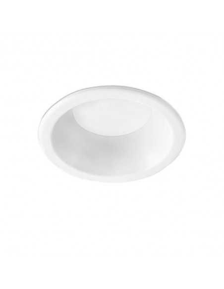 Spot moderne led FARO RING 40550 ring-1 blanc gu10