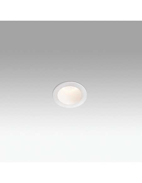 Spot moderne led FARO RING 40551 ring-1 gris gu10