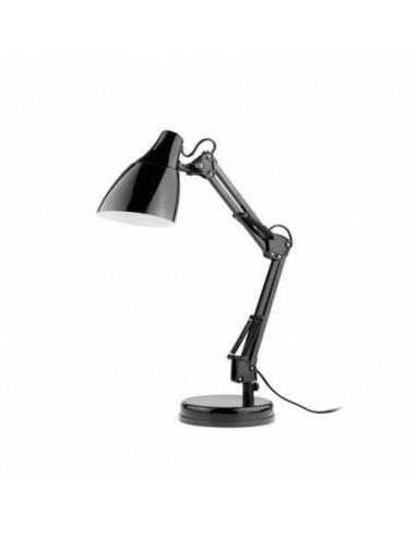 Lampe bureau moderne FARO BAOBAB 51908 baobab lampe de table 1l e14 blanc