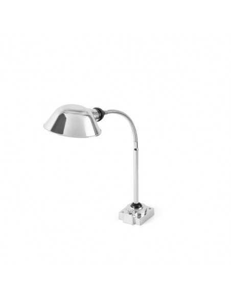 Lampe en saillie extérieur FARO KEENAN 70547 keenan nickel 0.8 w