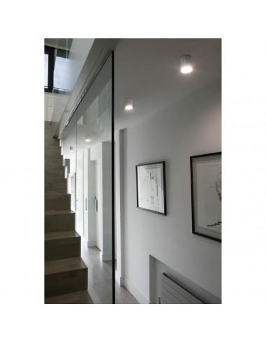Applique extérieur-Lèche mur FARO PROA 74400 proa gris 1l gu10