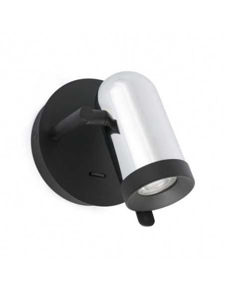 Spot projecteur FARO RING 40562 blanc GU10
