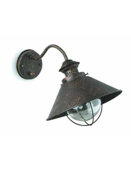 Lampes suspendues NAN 64194 FARO noir 1l gu10