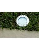 Plafonnier moderne FARO TOLA 62968 tola-1 27x27 cms 1l e27 ip44 blanc