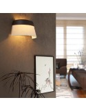 Lampe suspension FARO RETRO 20016 beige E14