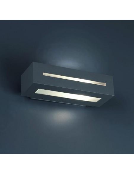 Lampe moderne FARO MIX 29967 mix noir 1 e14 215mm