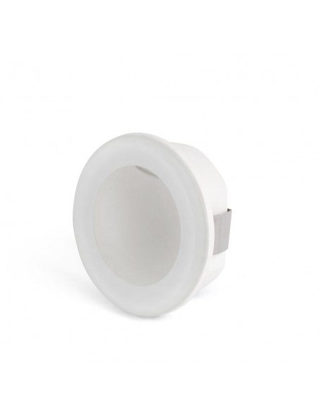 Applique moderne FARO MOMA 68504 moma-1 blanc 1l e27