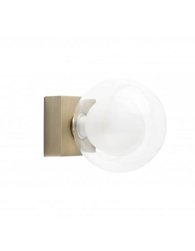 Applique moderne FARO VESPER 29980 vesper blanc e14