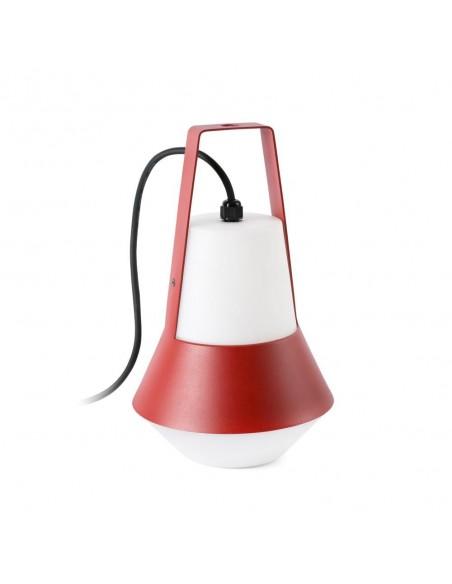 Lampes rustiques extérieur NAUTICA 71106 FARO blanc-cuivre e27