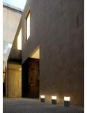 Encastrable sol extérieur LED-18 71497N FARO led 3w carré 6000k ss316