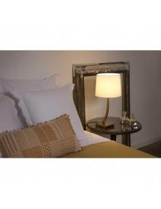 Lampe moderne FARO SEVEN 68283 seven d40cms 2l e27 blanc