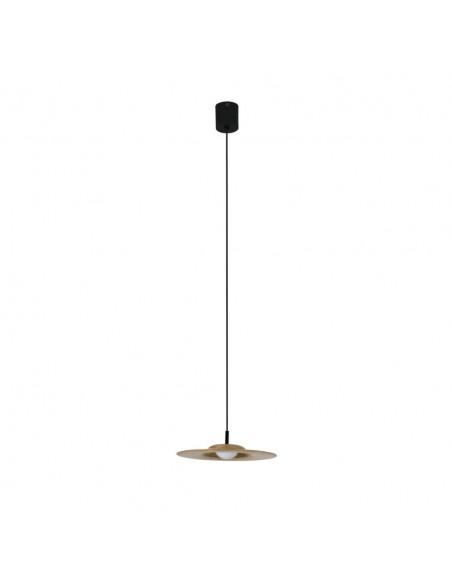 Lampe de table FARO LULA 28380 lula p blanche tuyau beige e27