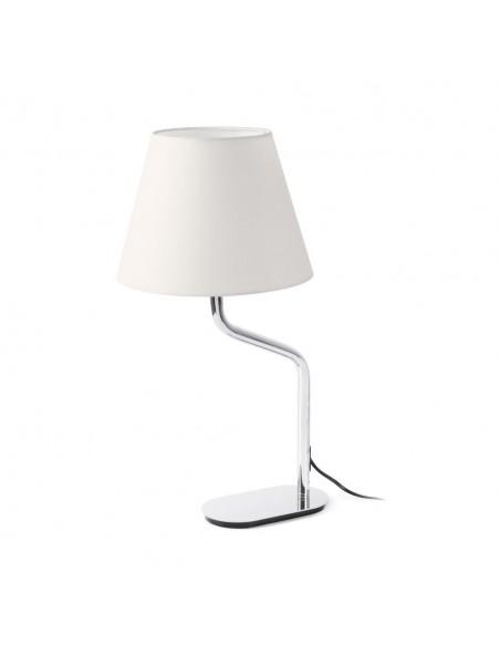 Lampe de table extérieur CAT 71564 FARO rojo e27