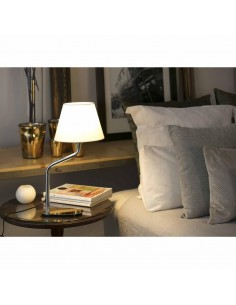 Applique moderne FARO HOTEL 29941 hotel blanc 1e27 avec spot led
