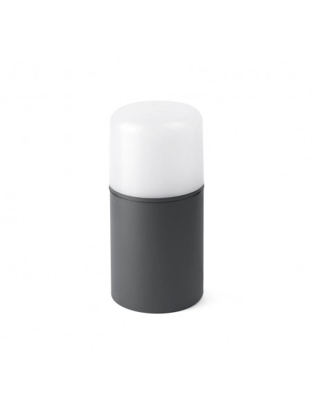 Applique moderne FARO VESPER 29983 vesper brun avec spot led e14