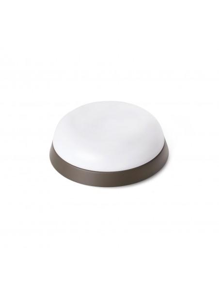 Lampe de table moderne FARO MOMA 68500 moma blanc 1l e27