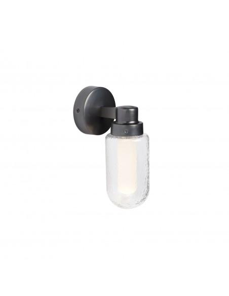Lampe de table FARO LULA 28383 lula g blanche tuyau beige e27