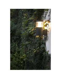 Lampe de table BERNI 29333 FARO noir e27