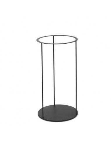 Lampe de table moderne FARO VOLTA 20026 noir E27 hauteur 45 cm