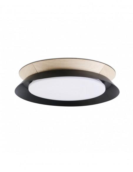 Lampe PLANET 65047 FARO cuivre led 12w 3000k