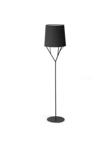 Lampe suspension moderne FARO TREE 29865 tree 1l e27 blanc