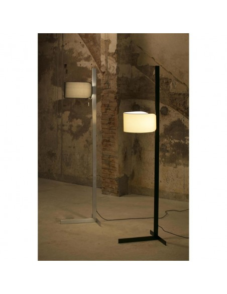 Lampe suspension moderne FARO SABA 68549 saba nickel mate 3 e27 ø41cm