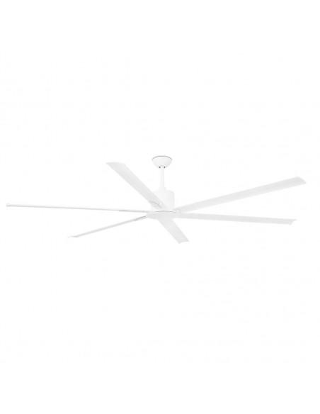 Ventilateur de plafond FARO EASY 33415 easy ø105cm 2l e27 blanc télécommande avec programmeur