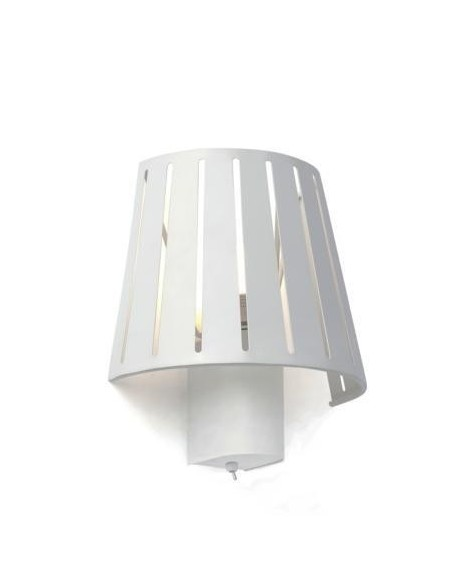 Lampe CHARLOTTE 68563 FARO blanc 1xe27