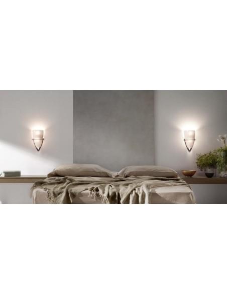 Ventilateur de plafond moderne PANAY 33607 FARO ø122cm blanc 2xe14 avec télécommande