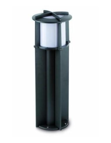 Lampe de pied avec abat-jour FARO VOLTA 20030 noir E27 hauteur 151 cm