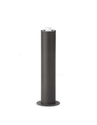 Plafonnier moderne FARO COCOTTE 64183 noir led 40w 2700k 1700 Lm