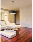 Ventilateur de plafond sans lumière FARO CUBA 33352 cuba ø132cm brun 4 pales abs