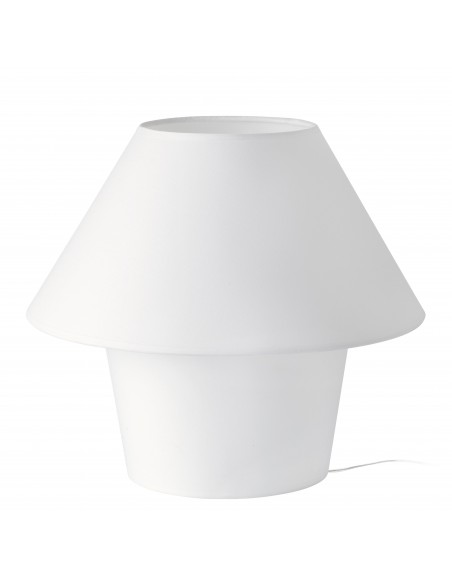 Lampes de plafond DV00025 ETER FARO verre blanc mat